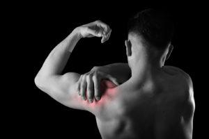 shoulder pain treatment